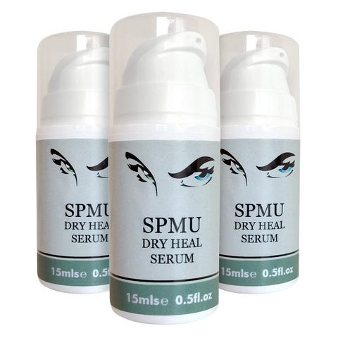 SPMU Dry Heal Serum Microblading Aftercare 15ml