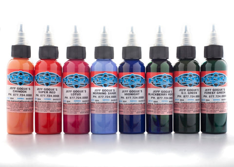 Fusion Ink - Jeff Gogue Signature Set