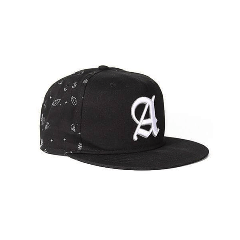 Mini Skull Snapback by Addictive Clothing