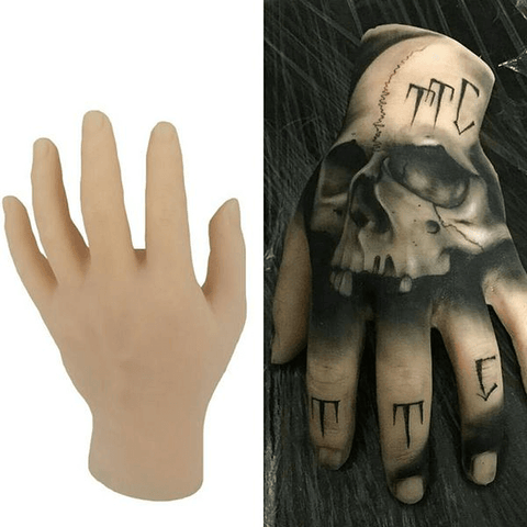 Owt on a Limb Hand - magnumtattoosupplies