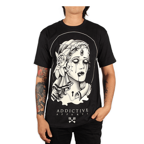 Gypsy Woman T-Shirt by Addictive Clothing - magnumtattoosupplies