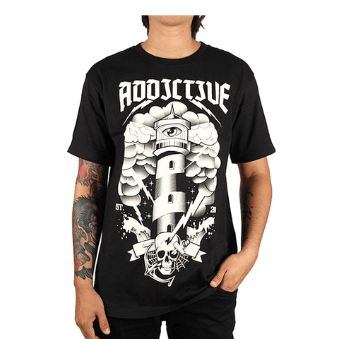 Faro T-Shirt by Addictive Clothing - magnumtattoosupplies