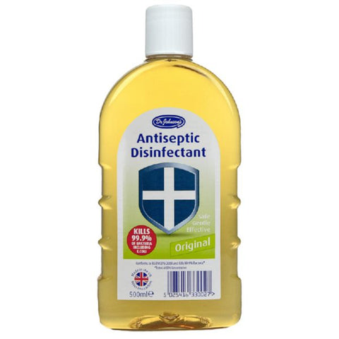 Antiseptic Disinfectant (500ml)