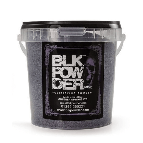 BLK Powder Solidifying Powder Tub (1l) - magnumtattoosupplies