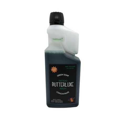 Butterluxe Green Soap Concentrate (Green) - 1 Litre