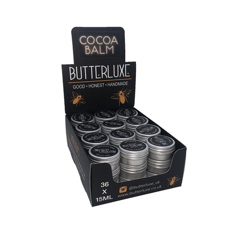 Butterluxe Balm 50ml Cocoa