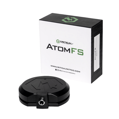 Critical Atom Foot Switch