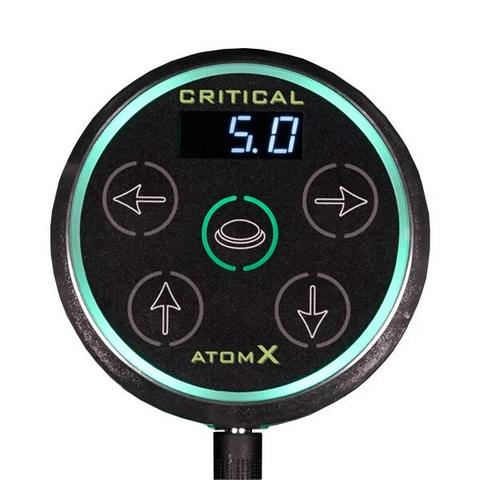 Critical ATOM X Power Supply
