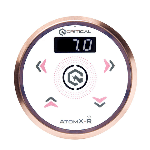 Critical ATOM X-R Power Supply (Rosegold/White)