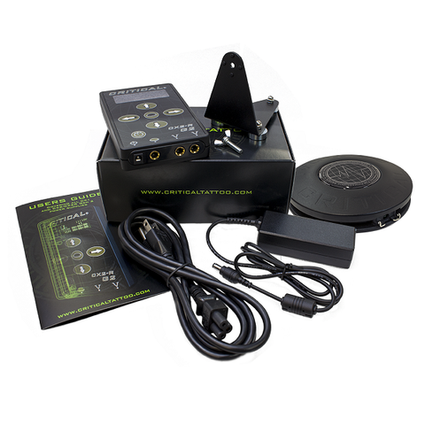 CX-2R-G2 Critical Power Supply Wireless Set - magnumtattoosupplies