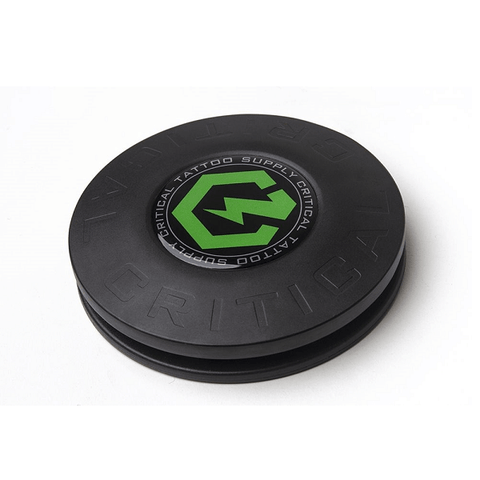 Critical CXP19 Wireless Footswitch (Black/Green)