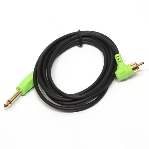 Critical Magnetic RCA Cord - 90 Degree