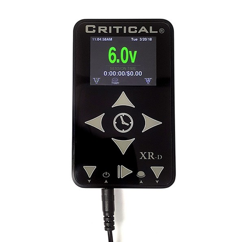 Critical XR-D Power Supply - magnumtattoosupplies