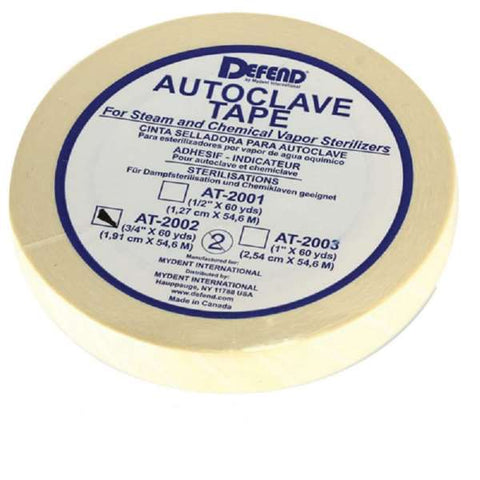 Defend Autoclave Tape - magnumtattoosupplies