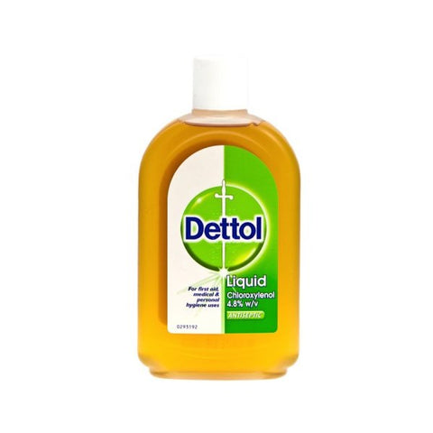 Dettol (500ml) - magnumtattoosupplies