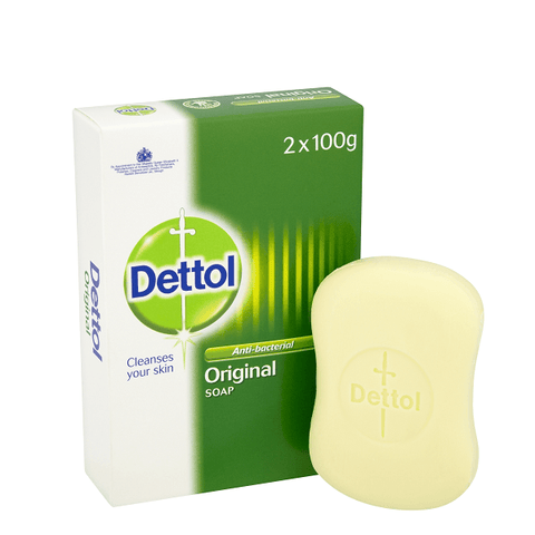 Dettol Soap Twin Pack (2 x 100g) - magnumtattoosupplies