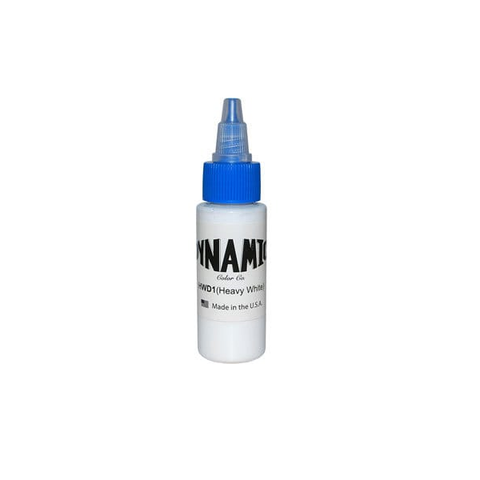 Dynamic Heavy White - magnumtattoosupplies