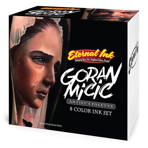 Eternal Ink - Goran Micic Set - magnumtattoosupplies
