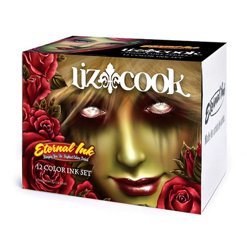 Eternal Ink Liz Cook Set - magnumtattoosupplies