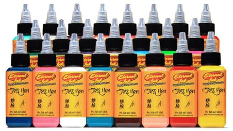Eternal Ink Jess Yen Set - magnumtattoosupplies