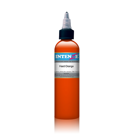 Intenze 1oz - Hard Orange