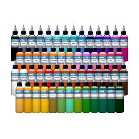 Intenze Ink 1oz - All Colours