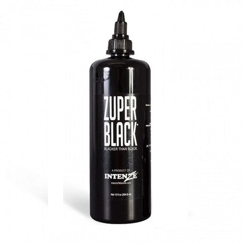 Zuper Black (12oz) - magnumtattoosupplies