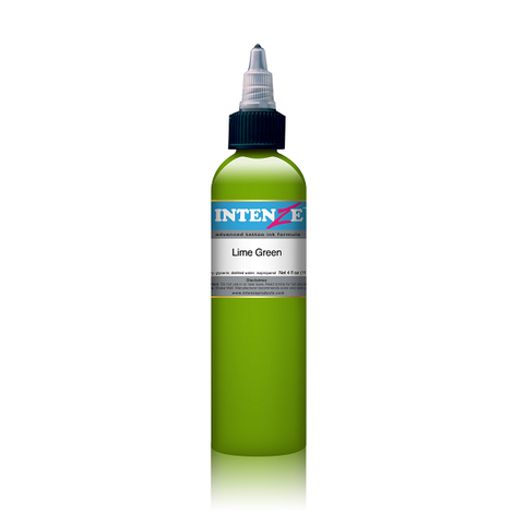 Intenze 1oz - Lime Green