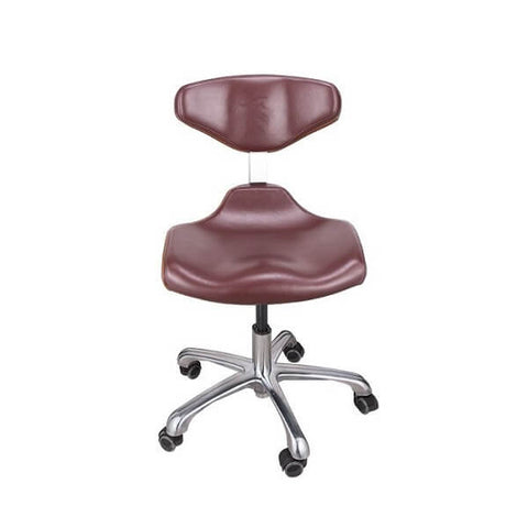 Mako Lite Artist Chair by TATSoul - Ox Blood - magnumtattoosupplies