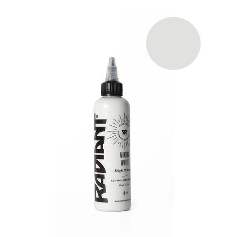 Radiant Mixing White - magnumtattoosupplies