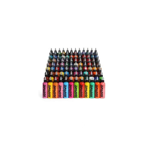 2oz Radiant Ink - All Colours - magnumtattoosupplies