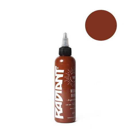 Radiant Ink - Medium Brown