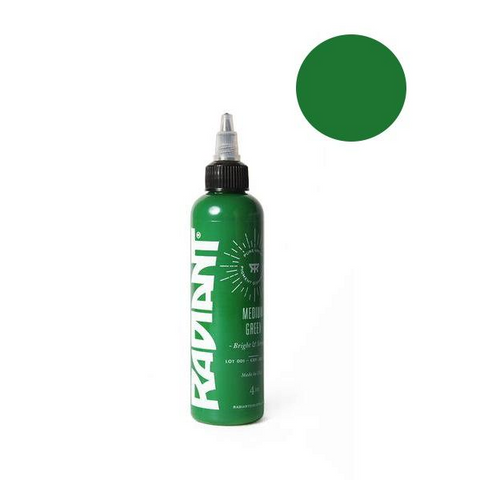 Radiant Ink - Medium Green
