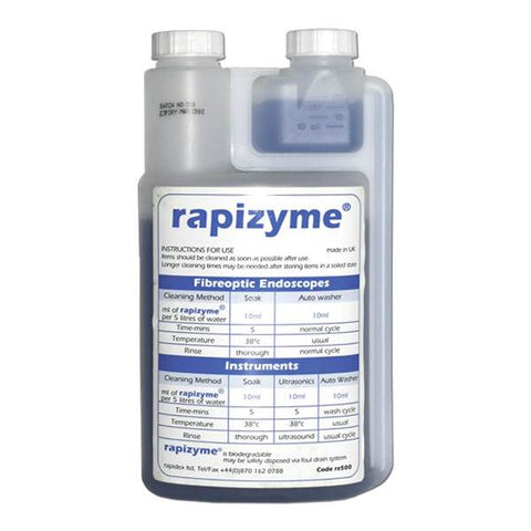 Rapizyme Enzyme Cleaner - magnumtattoosupplies