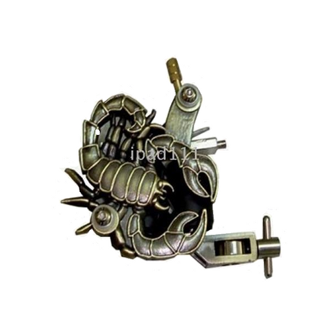 Tattoo Machine - Scorpion - magnumtattoosupplies