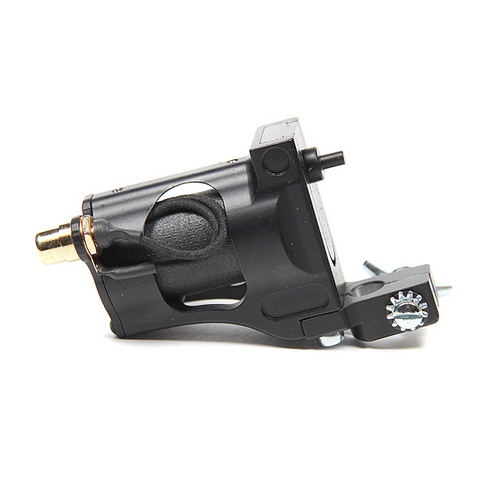 Shagbuilt D20 Rotary Tattoo Machine (RCA) - magnumtattoosupplies