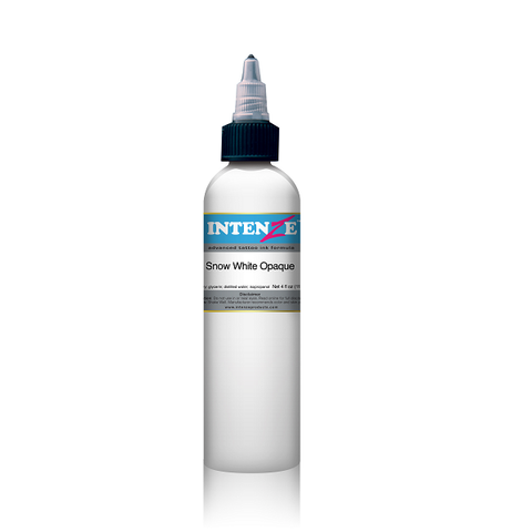 Intenze 1oz - Snow White Opaque