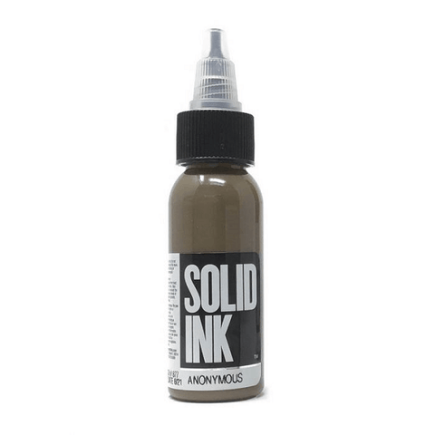 Solid Ink 1oz - Anonymous