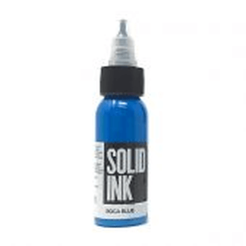 Solid Ink 1oz - Boca Blue