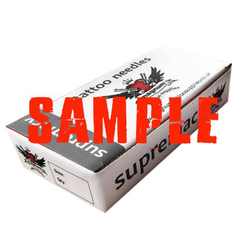 Supremacy Needles Sample Pack - magnumtattoosupplies