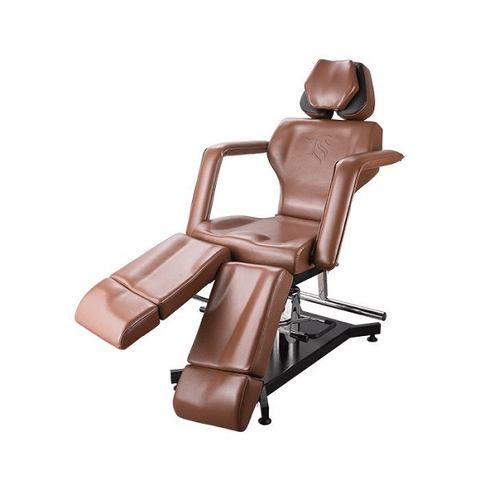 570 TATsoul Client Chair - Tobacco - magnumtattoosupplies