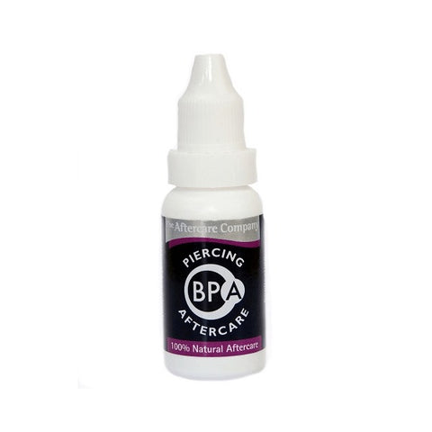 The Aftercare Company - Piercing Aftercare (BPA) - magnumtattoosupplies