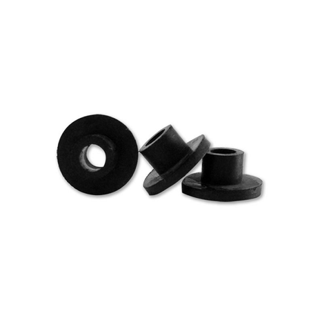 Black Grommets (Top Hat Style) (100) - magnumtattoosupplies