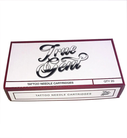 True Gent Premium Cartridges (Sample Box) - magnumtattoosupplies