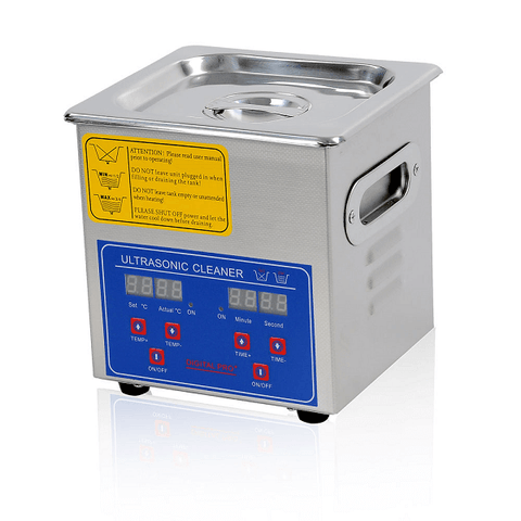 Ultrasonic Cleaner - Digital Pro
