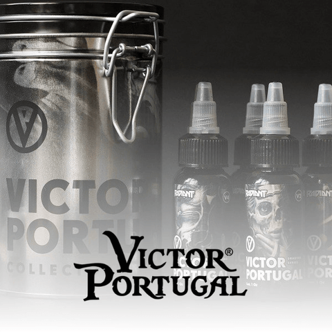 Victor Portugal Inks - magnumtattoosupplies