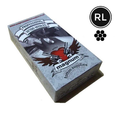 Round Liners (RL) Tattoo Needles - magnumtattoosupplies