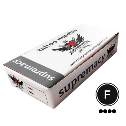 Supremacy Flat Shaders (F) - magnumtattoosupplies