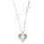 Statement Jewellery - Necklace - Silver