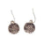 Statement Jewellery -Earrings - Rose Gold